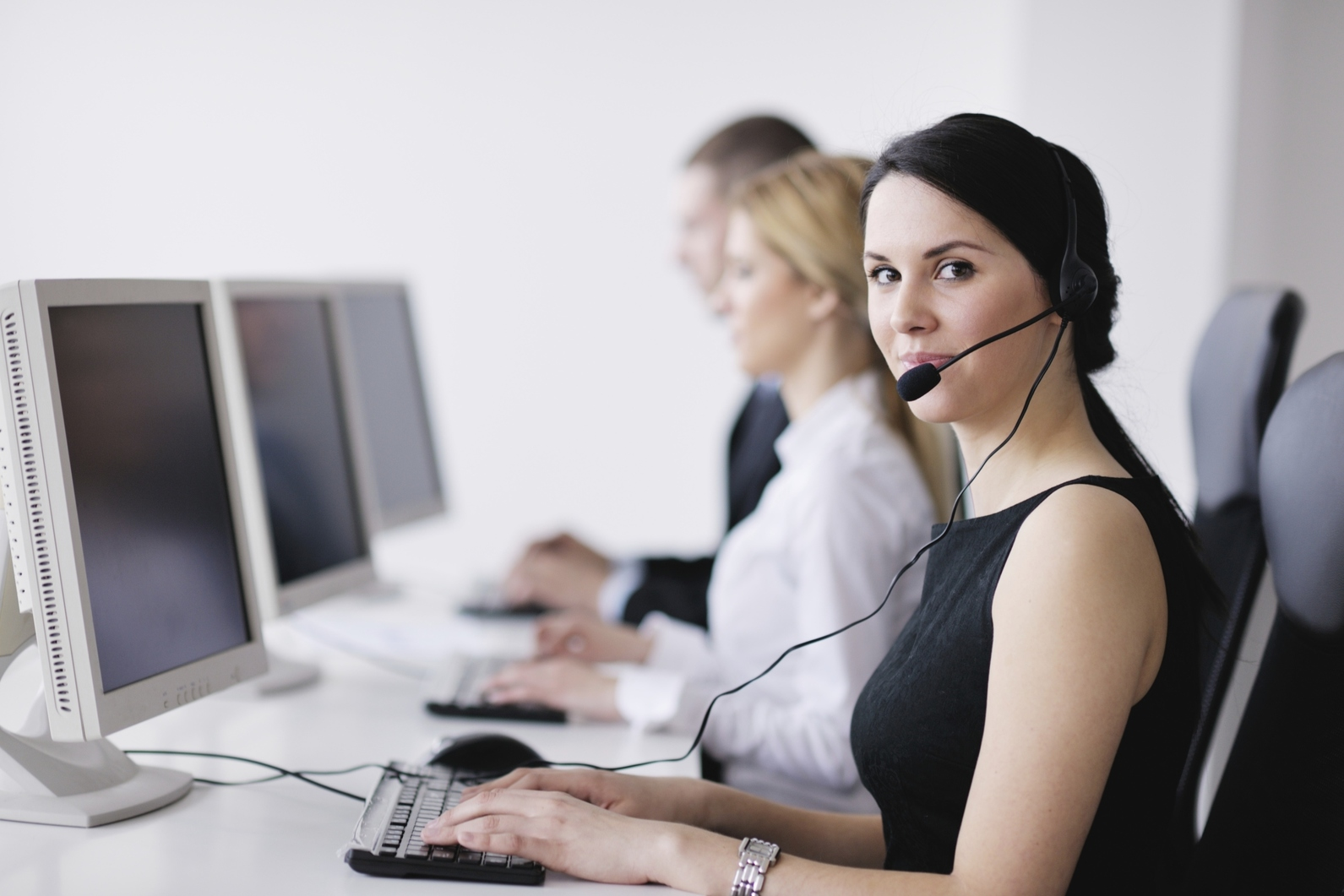 call centers