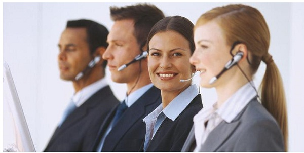 outbound call center