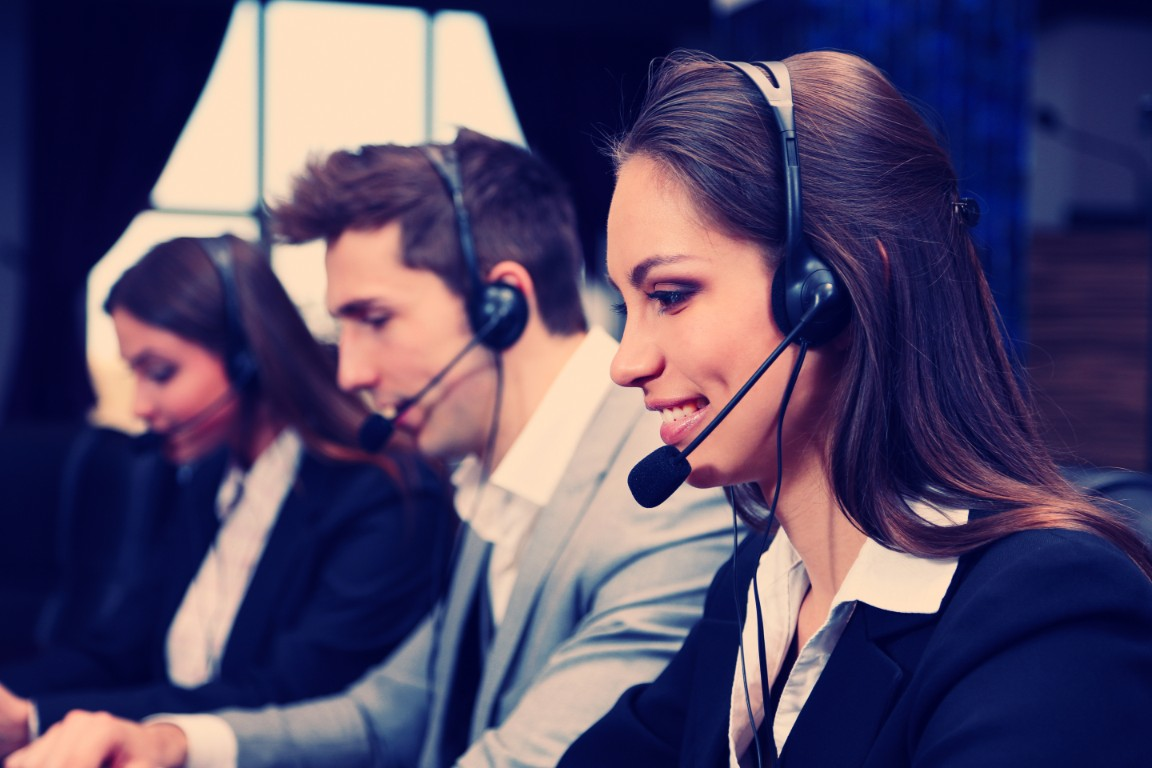 call center services USA