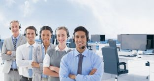 Call center people