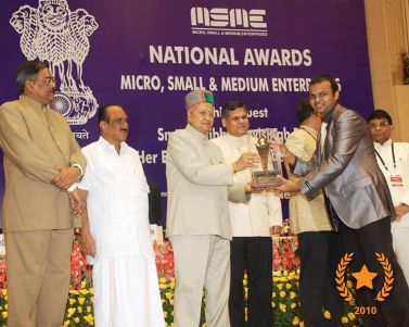 Small & Medium Enterprises Award
