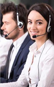 call center services right image